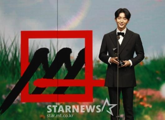 이준기, 2020 AAA 배우 부문 아시아 셀러브리티상 수상[★포토]