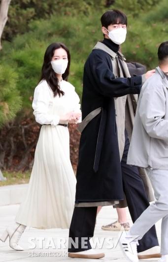 한지민-남주혁 '비현실적인 케미' [★포토]