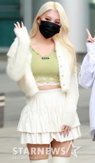 모모랜드 아인 '팬심 흔드는 패션센스!' [★포토]