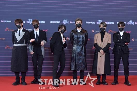BTS '월드스타의 카리스마'[★포토]