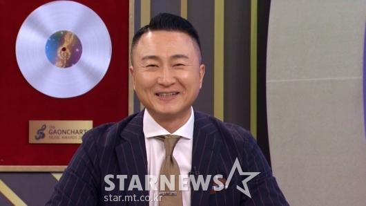 주영훈 '가온차트 시작합니다'[★포토]