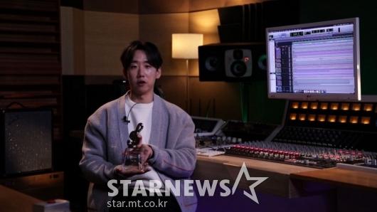 팝타임, 가온차트 올해의 작곡가상 수상[★포토]