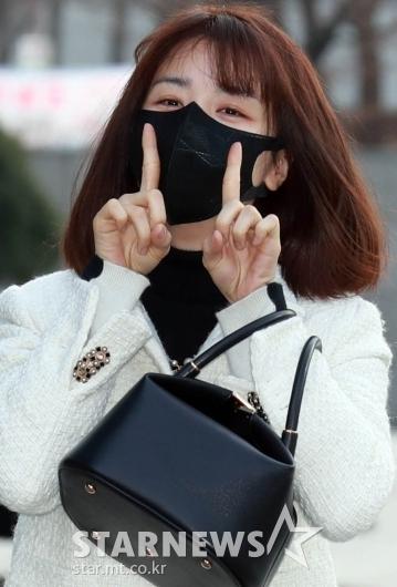 박하선 '11시에 만나요!'[★포토]