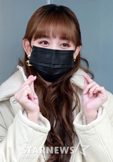 시크릿넘버 디타 '귀여운 눈망울!'[★포토]