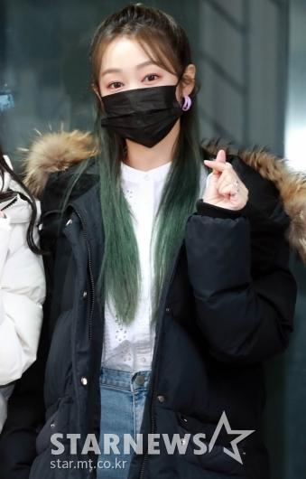 시크릿넘버 레아 '초롱초롱 눈망울' [★포토]