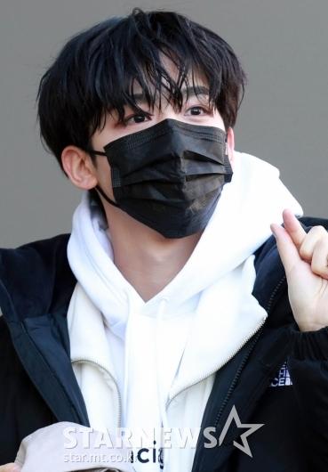 위아이 김요한 '촉촉한 눈망울에 반하겠네!' [★포토]