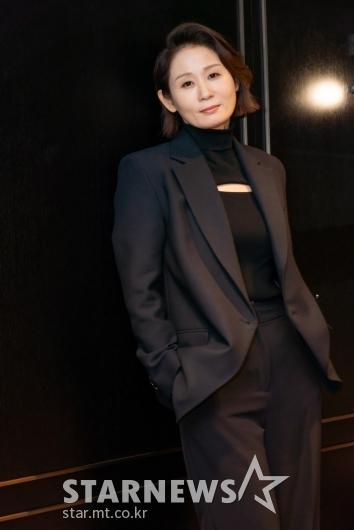 영화 '세자매' 희숙 역 배우 김선영[★포토]