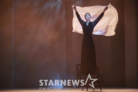 여성들의 뮤지컬 '베르나르다 알바'[★포토]
