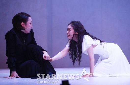 '비극적 운명 앞 베르나르다의 딸들'[★포토]