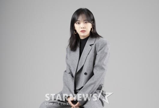 김세정 '카운터 카리스마 넘치죠?'[★포토]