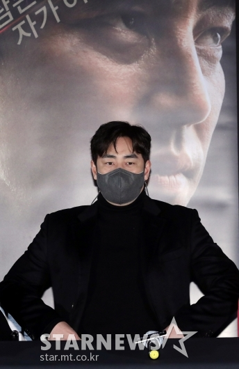 김성수 '오랜만에 복귀'[★포토]