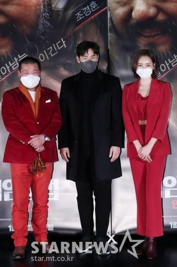 조경훈-김성수-서영 '기대해주세요'[★포토]