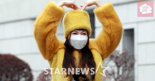 현아 '귀여운 노란병아리!' [영상]