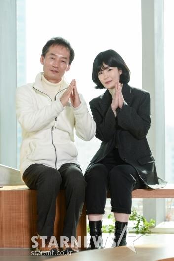 남상문-김민지 PD 'AI vs 인간 세기의 대결, 기대하세요'[★포토]