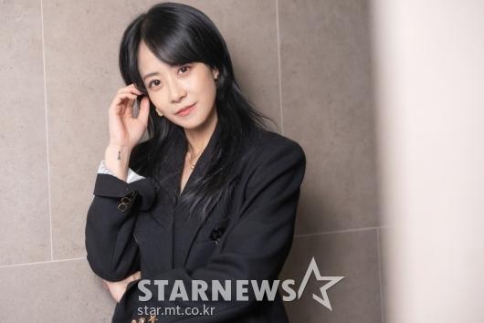 '아이' 초보엄마 역할 맡은 배우 류현경[★포토]