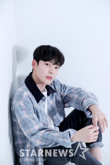 김민기 '잘생긴 이목구비'[★포토]