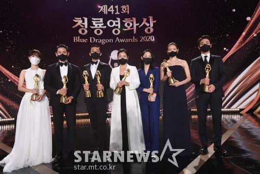 제41회 청룡영화상 2020 영광의 얼굴들[★포토]