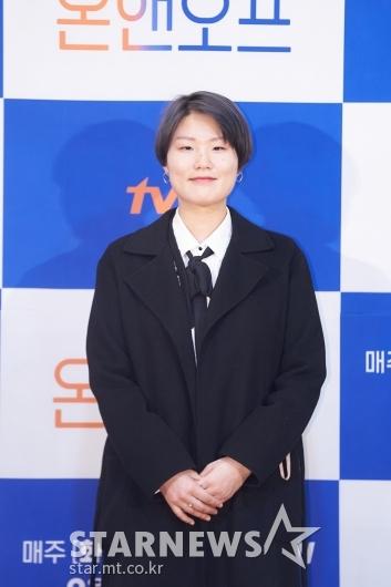 신찬양 PD '온앤오프, 시즌2로 돌아왔어요'[★포토]