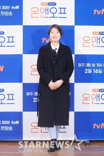 신찬양 PD '온앤오프 시즌2, 기대하세요'[★포토]