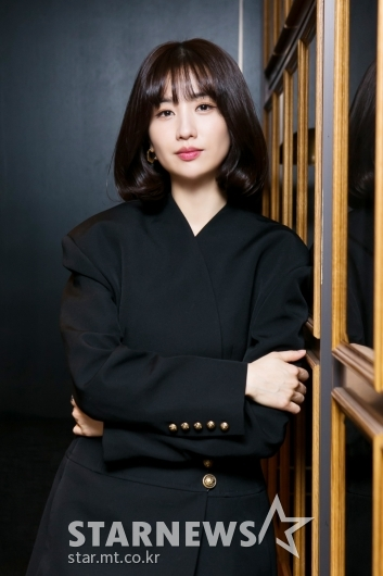 박하선 '단발이 잘 어울리는 그녀'[★포토]