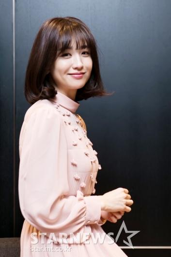박하선 '단발병 부르는 미모'[★포토]