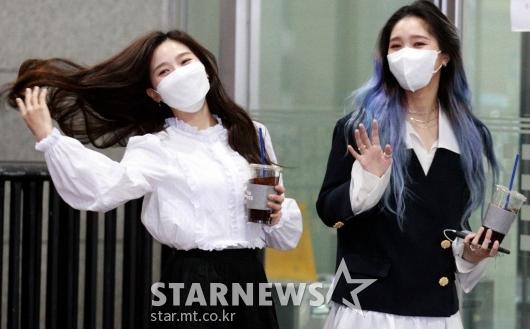 효정 '샤랄라~ 머리넘기기!'[★포토]