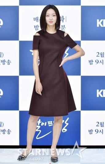 최유화 '자신감 넘치는 자태'[★포토]