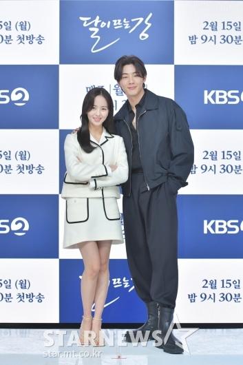 김소현-지수 '평강공주와 온달'[★포토]