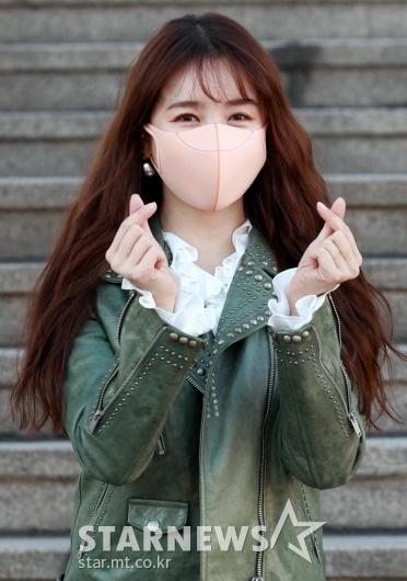 윤은혜 '예쁜 하트 받으세요!' [★포토]