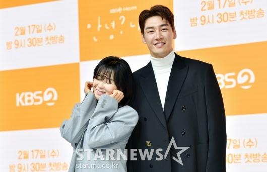 최강희-김영광 '잘 어울리나요?'[★포토]