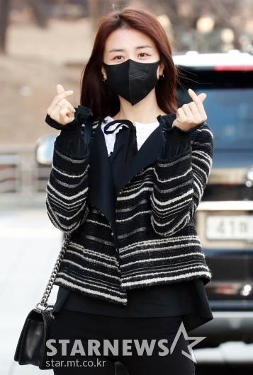 박하선 '민낯도 예뻐!' [★포토]
