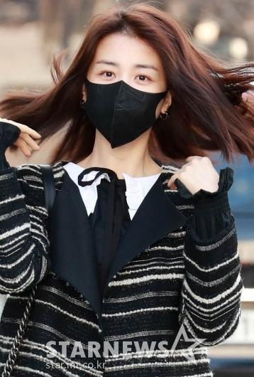 박하선 '오늘은 샴푸의 요정'[★포토]