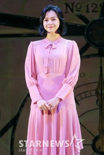 나하나 '핑크빛 여신'[★포토]