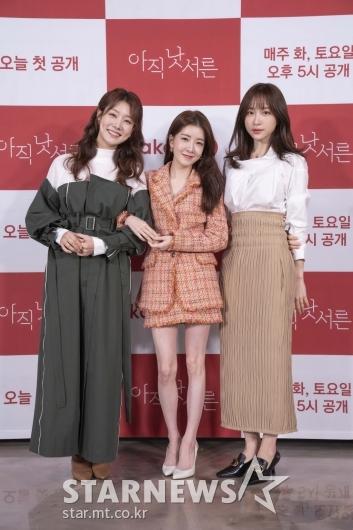 차민지-정인선-안희연 '아직 낫서른 미녀 3인방'[★포토]