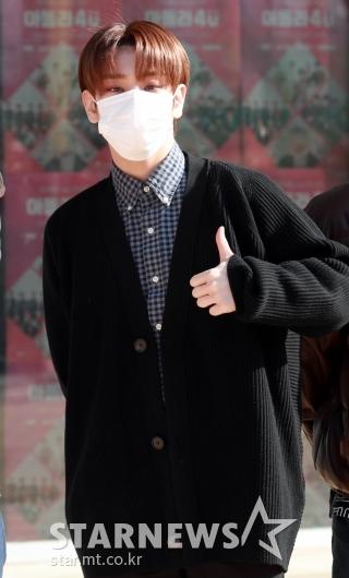 김병관 '깔끔한 출근길 패션' [★포토]