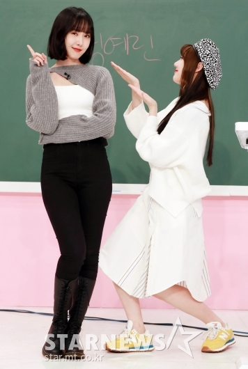 신비-예린 '즐거운 수업시간' [★포토]