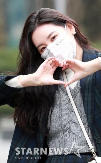 선미 '눈만 보여도 예쁨' [★포토]