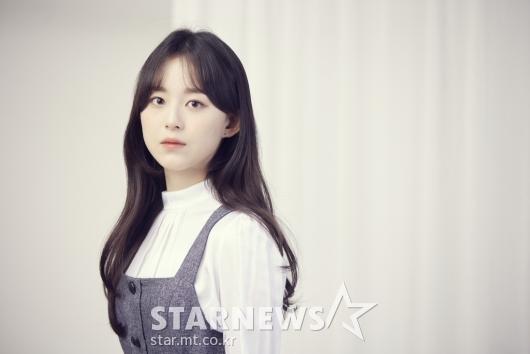 '빛과 철' 은영 역 배우 박지후[★포토]