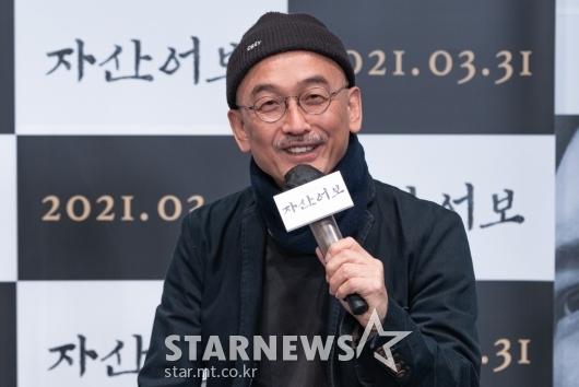 이준익 감독 '여유로운 미소'[★포토]
