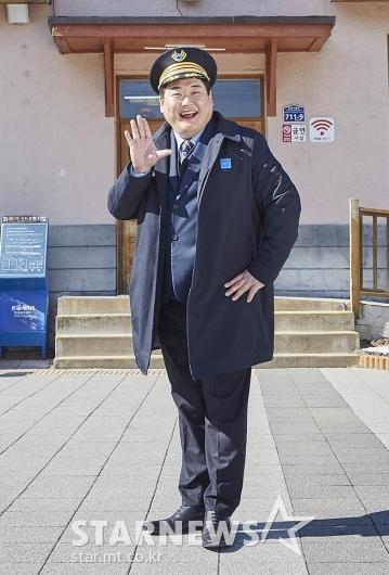 김준현 '표정부터 신나게'[★포토]