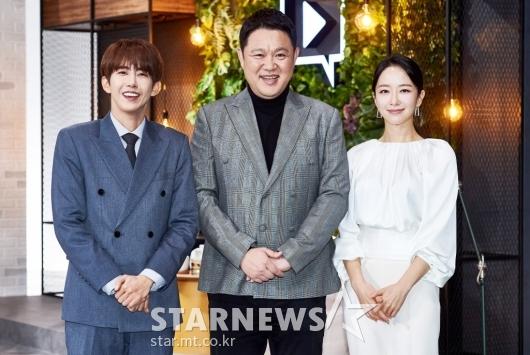 광희-김구라-박선영 '아무튼 출근!'에서 만나요![★포토]
