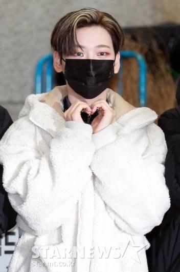 강석화 '오늘은 귀엽게~' [★포토]