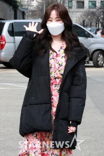김효진 '환경스페셜에서 만나요~' [★포토]