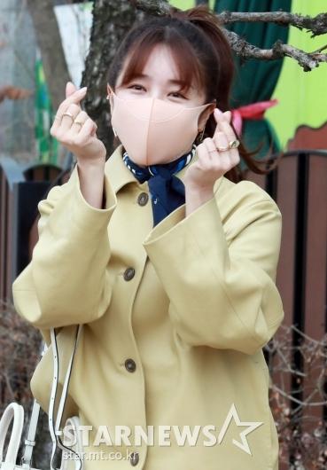 윤은혜 '손가락마다 반지'[★포토]