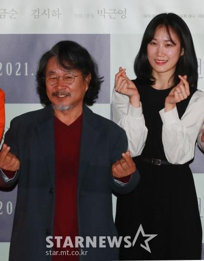 '정말 먼 곳' 함께 출연한 기주봉-기도영 부녀[★포토]