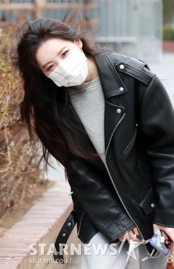 선미 '가려도 예쁜미모'[★포토]