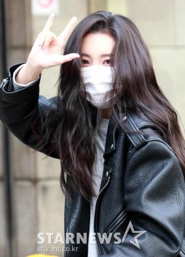 선미 '미야네 안녕~' [★포토]