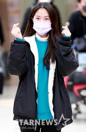 김혜윤 '귀여운 하트'[★포토]