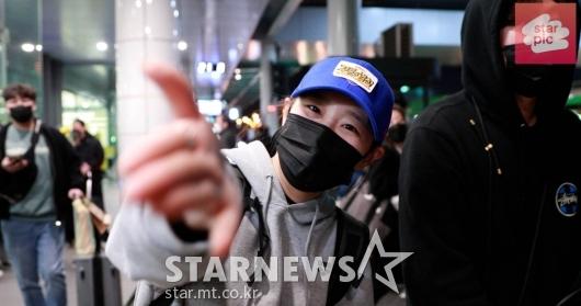 이달의소녀 츄, '싱그러운 미소' [영상]