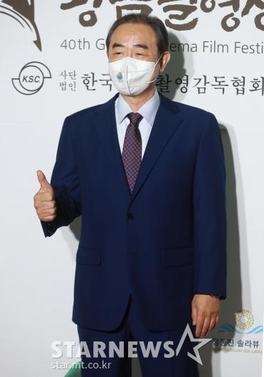 김홍파 '엄지척'[★포토]